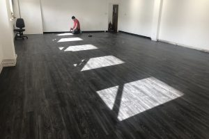 polyflor expona commercial flooring in leicester