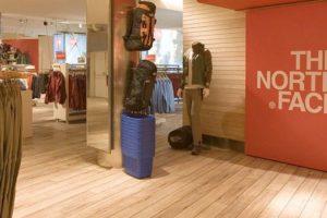 AMTICO Flooring for Retail.