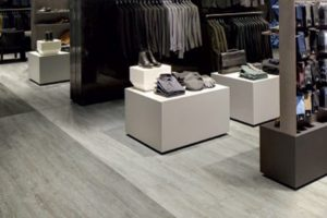 POLYFLOR Flooring for Retail