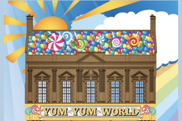 Altro Flooring at YUM YUM World