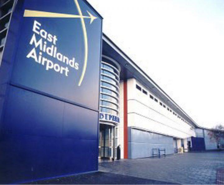 Heuga Carpet Tiles at East Midlands Airport