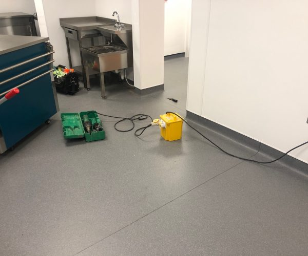 Altro Stronghold Flooring.