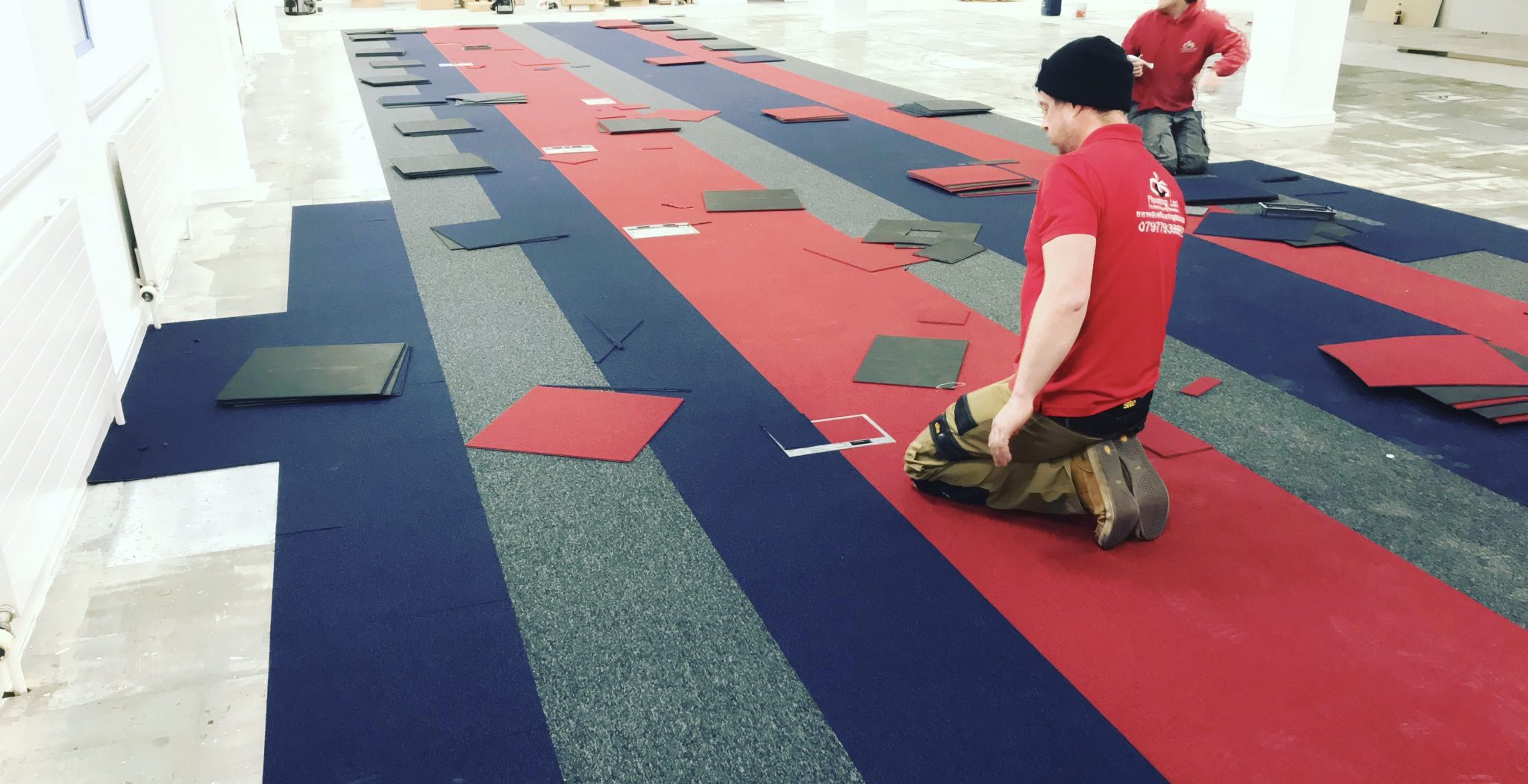 DCS Commercial Flooring in Leicestershire