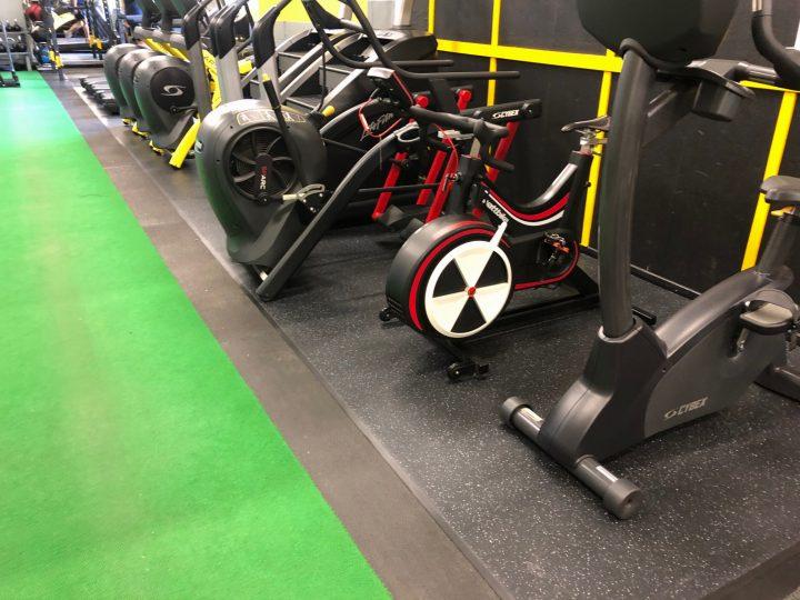 Altro xpresslay at B.Physical Gym